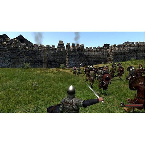 Mount and Blade: Warband - PS4 - Gameplay Shot 2
