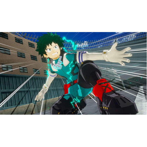 My Hero One's Justice 2 - Xbox One - Gameplay Shot 2
