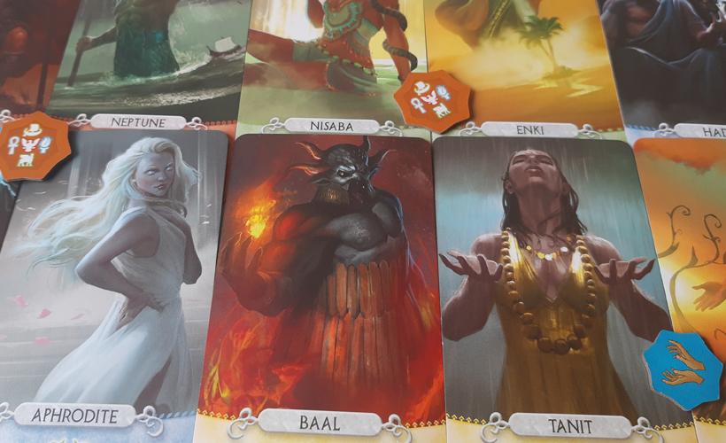 Mythology Themed Games 7 Wonders Pantheon