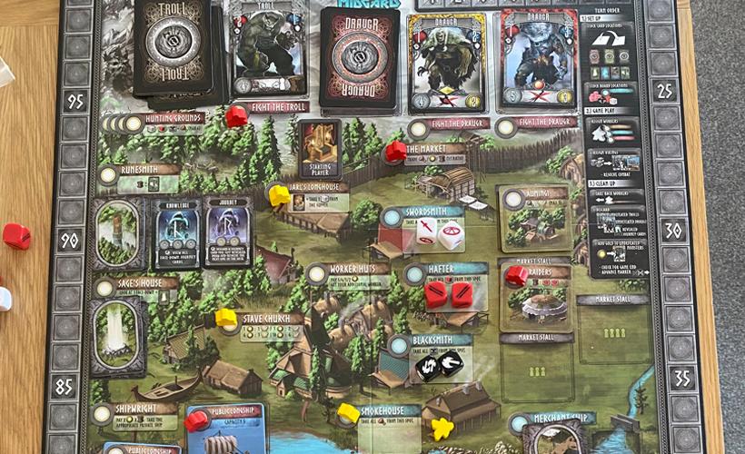 Mythology Themed Games Champions Of Midgard