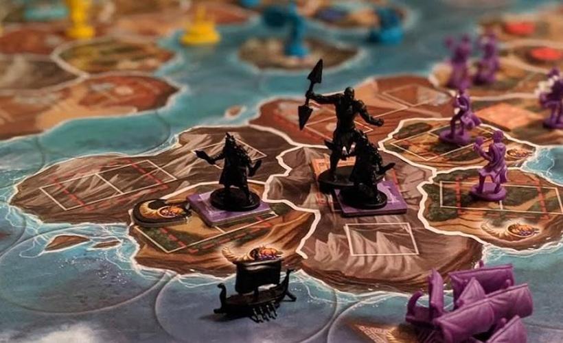 Mythology Themed Games Cyclades