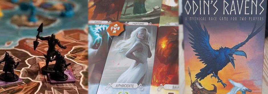 Mythology Themed Games Feature Image