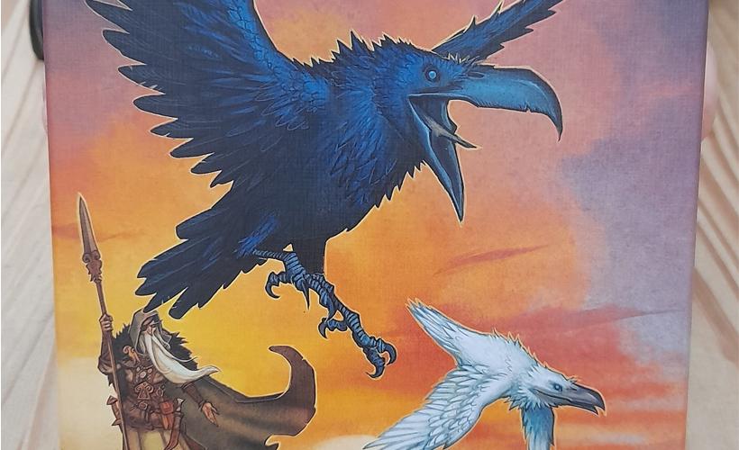 Mythology Themed Games Odin's Ravens