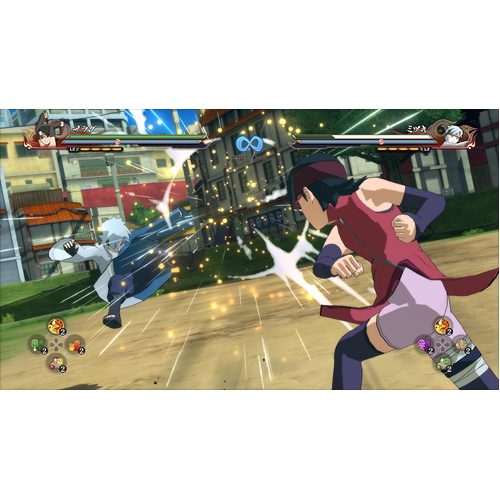 Naruto Shippuden Ultimate Ninja Storm 4 - Xbox One - Gameplay Shot 1