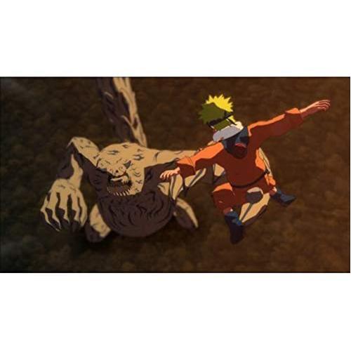 Naruto Shippuden: Ultimate Ninja Storm Trilogy (Code in Box) - Nintendo Switch - Gameplay Shot 1