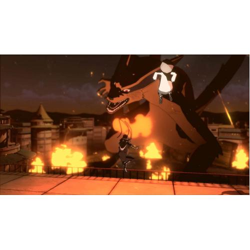 Naruto Ultimate Ninja Storm Trilogy - PS4 - Gameplay Shot 1