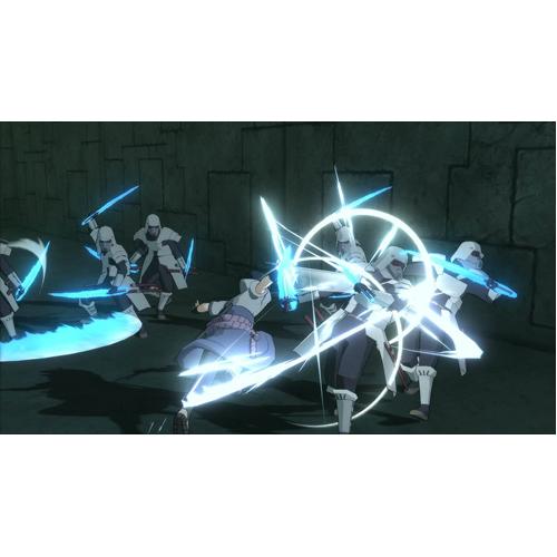 Naruto Ultimate Ninja Storm Trilogy - PS4 - Gameplay Shot 2