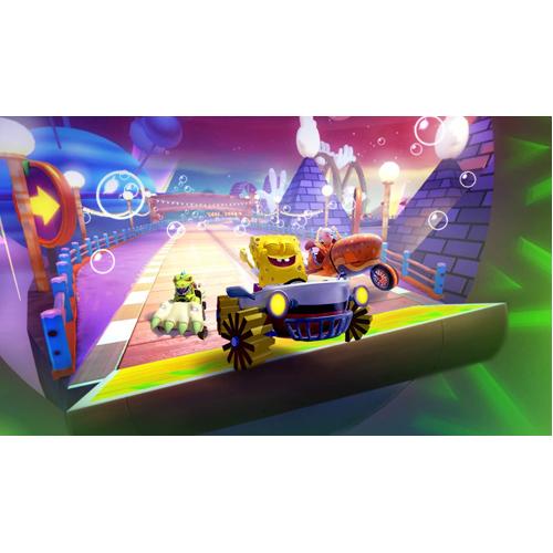 Nickelodeon Kart Racers 2: Grand Prix - Nintendo Switch - Gameplay Shot 2