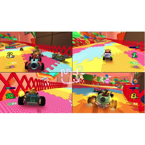 Nickelodeon Kart Racers - PS4 - Gameplay Shot 1
