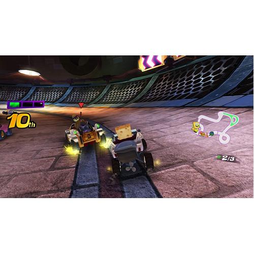 Nickelodeon Kart Racers - PS4 - Gameplay Shot 2