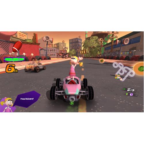 Nickelodeon Kart Racers - Xbox One - Gameplay Shot 1