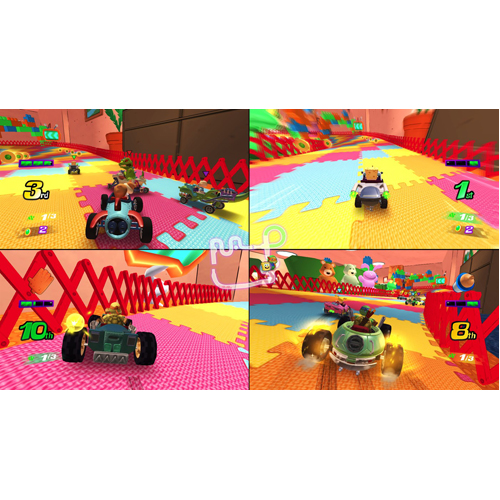 Nickelodeon Kart Racers - Xbox One - Gameplay Shot 2