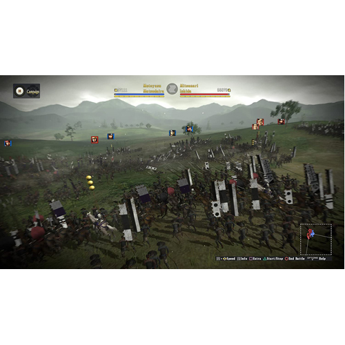 Nobunaga's Ambition Sphere of Influence - Ascension - PS4 - Gameplay Shot 2