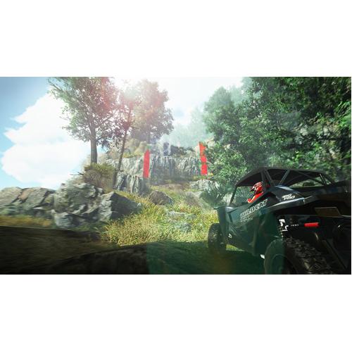 Overpass - Nintendo Switch - Gameplay Shot 1