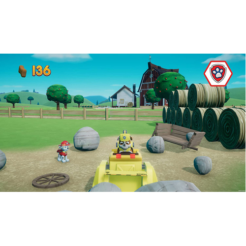 Paw Patrol On A Roll - Xbox One - Gameplay Shot 2