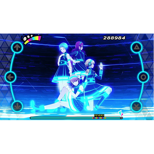 Persona 3: Dancing In Moonlight Day 1 - PS4 - Gameplay Shot 2