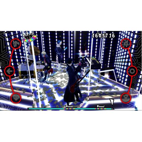 Persona 5: Dancing In Starlight - PS4 - Gameplay Shot 2