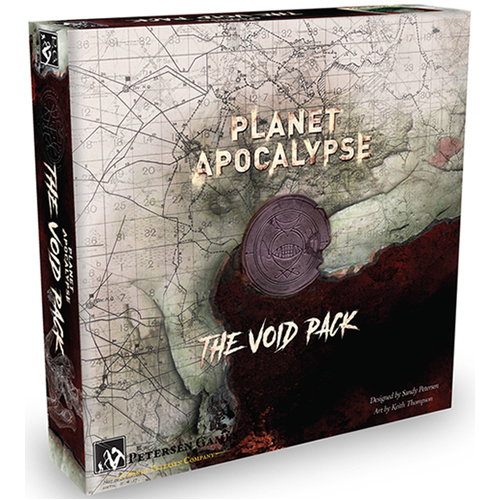 Planet Apocalypse Board Game: Void Pack Expansion