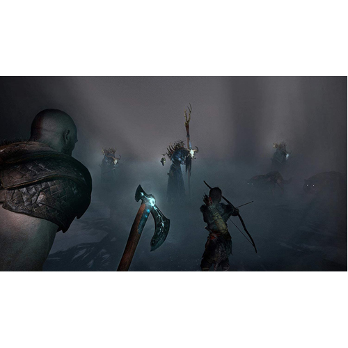 Playstation Hits: God of War - PS4 - Gameplay Shot 2