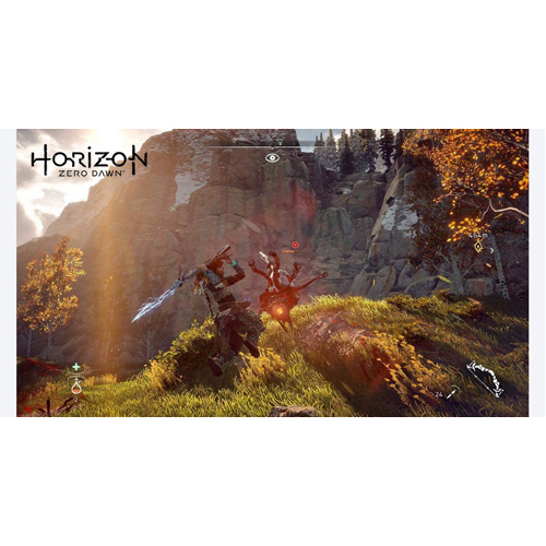 Playstation Hits: Horizon Zero - PS4 - Gameplay Shot 1