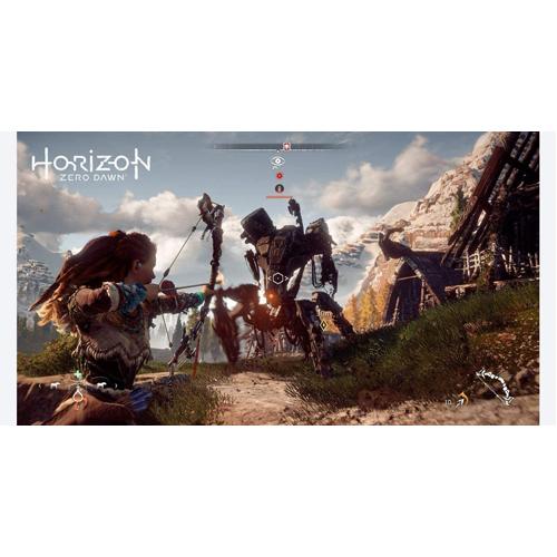 Playstation Hits: Horizon Zero - PS4 - Gameplay Shot 2
