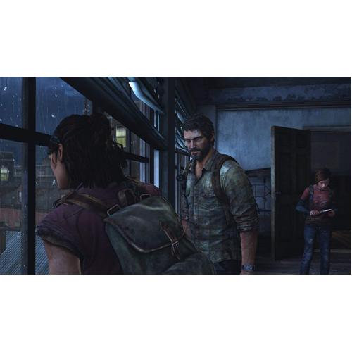 Playstation Hits: Last Of Us - PS4 - Gameplay Shot 1