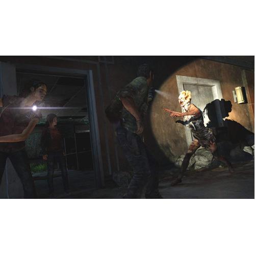 Playstation Hits: Last Of Us - PS4 - Gameplay Shot 2