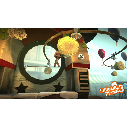 Playstation Hits: Little Big Planet 3 - PS4 - Gameplay Shot 2