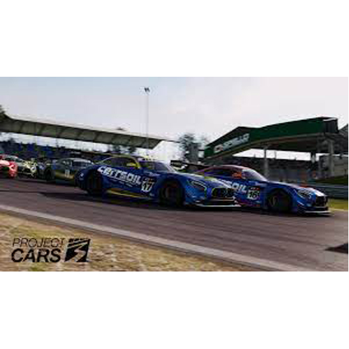 Project Cars 3 - Playstation 4 - Gameplay Shot 1