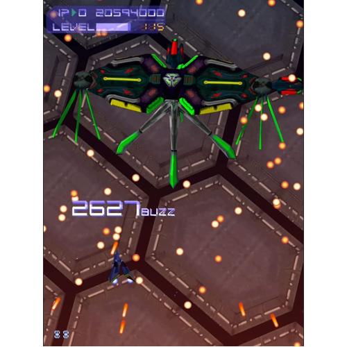 Psyvariar Delta - Nintendo Switch - Gameplay Shot 2