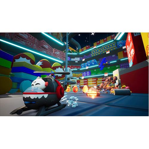 Race With Ryan - Xbox One - Gameplay Shot 1