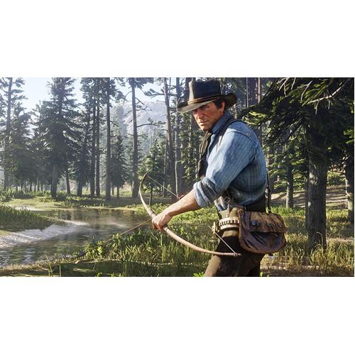 Red Dead Redemption 2 - Xbox One - Gameplay Shot 1