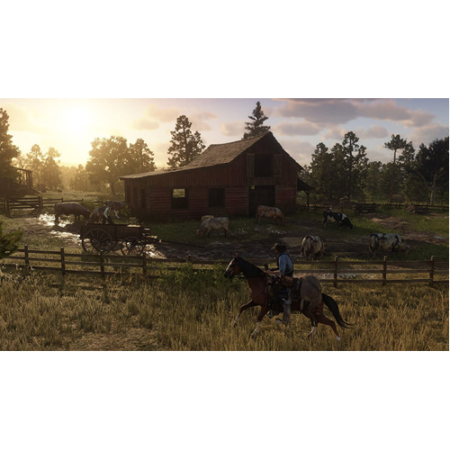 Red Dead Redemption 2 - Xbox One - Gameplay Shot 2