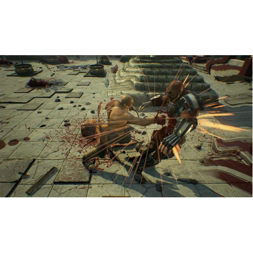Redeemer: Enhanced Edition - PS4 - Gameplay Shot 1
