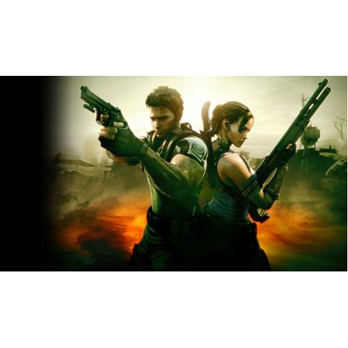 Resident Evil 5 - PS4 - Gameplay Shot 1