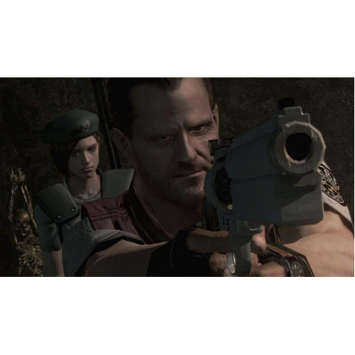 Resident Evil Origins Collection - PS4 - Gameplay Shot 1