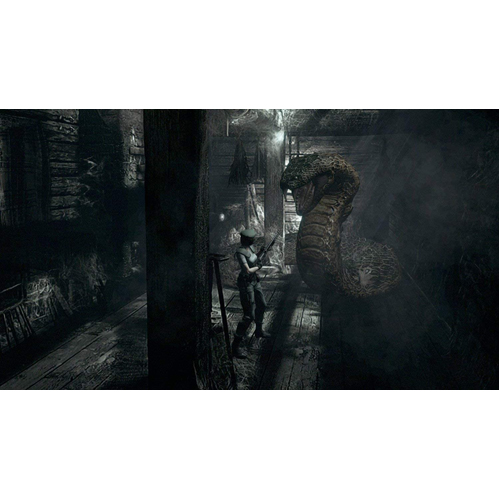 Resident Evil Origins Collection - PS4 - Gameplay Shot 2