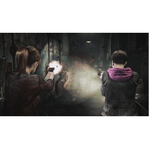 Resident Evil Revelations 2 - PS4 - Gameplay Shot 1