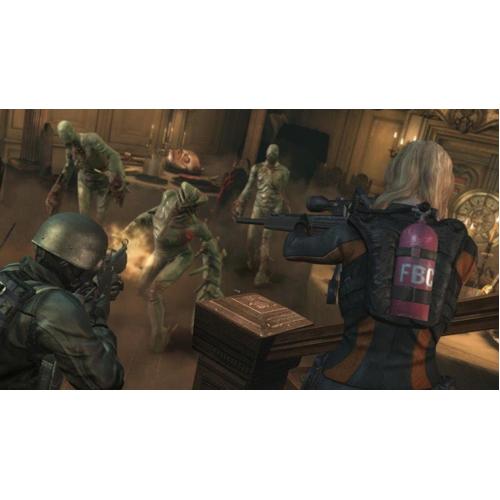 Resident Evil Revelations HD - PS4 - Gameplay Shot 1
