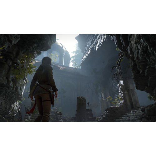 Rise of the Tomb Raider 20 Year Celebration Digibook Edition - PS4 - Gameplay Shot 1