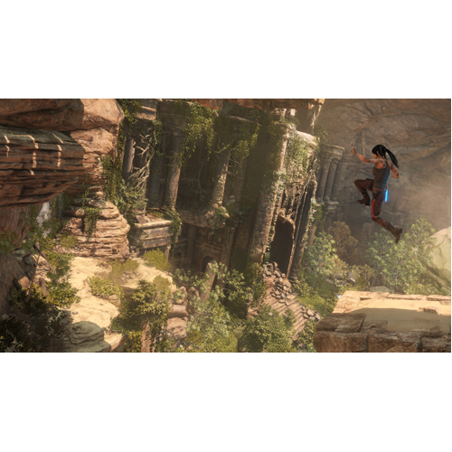 Rise of the Tomb Raider 20 Year Celebration Digibook Edition - PS4 - Gameplay Shot 2