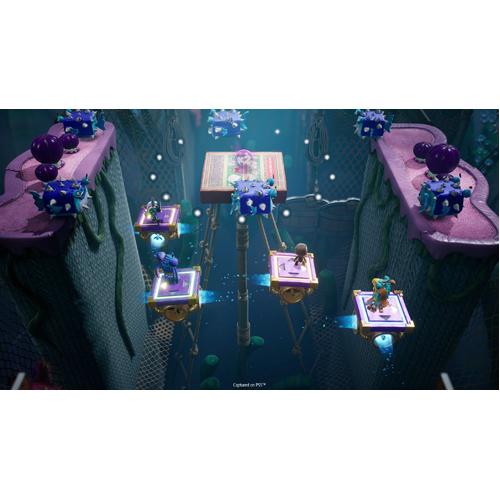Sackboy: A Big Adventure - PS5 - Gameplay Shot 1