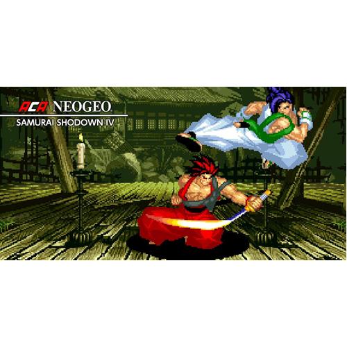 Samurai Shodown NeoGeo Collection - Nintendo Switch - Gameplay Shot 1