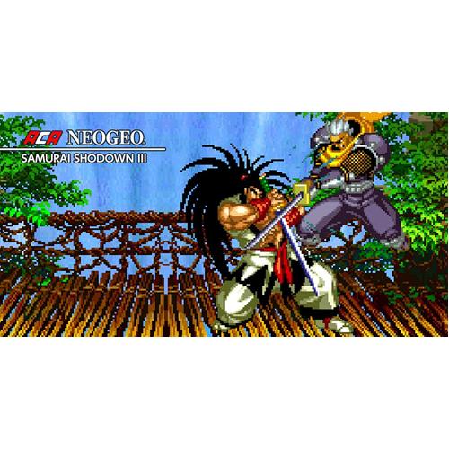 Samurai Shodown NeoGeo Collection - Nintendo Switch - Gameplay Shot 2