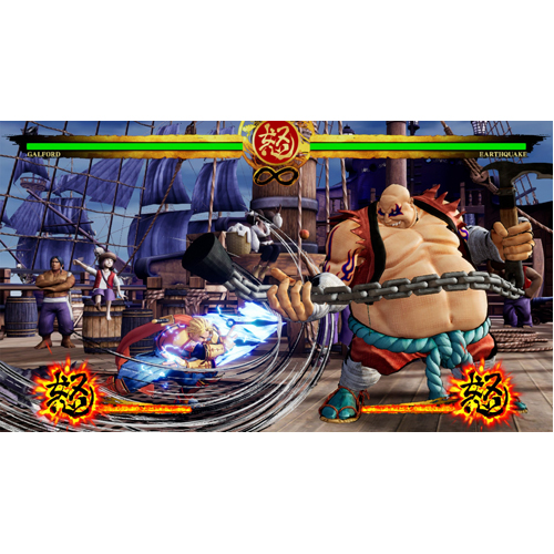 Samurai Shodown - Nintendo Switch - Gameplay Shot 1