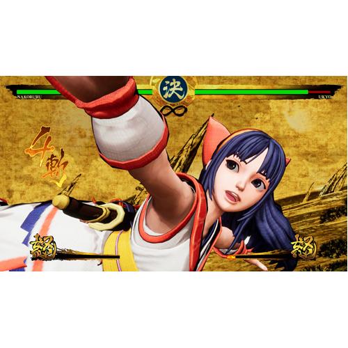 Samurai Shodown - Nintendo Switch - Gameplay Shot 2