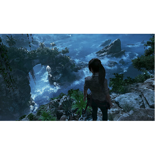 Shadow Of The Tomb Raider: Croft Edition - PS4 - Gameplay Shot 1