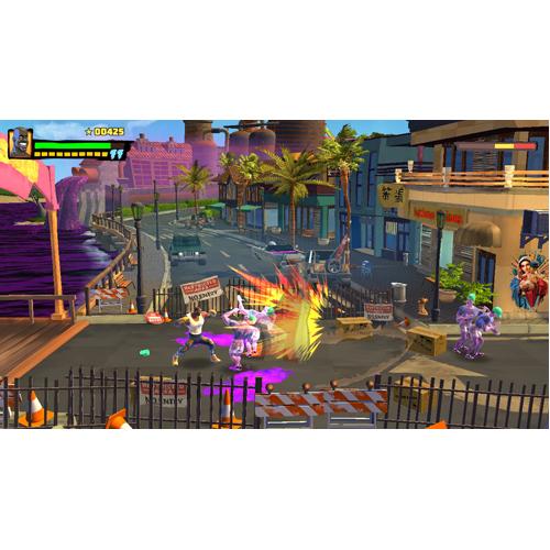 Shaq Fu: A Legend Reborn - Nintendo Switch - Gameplay Shot 2