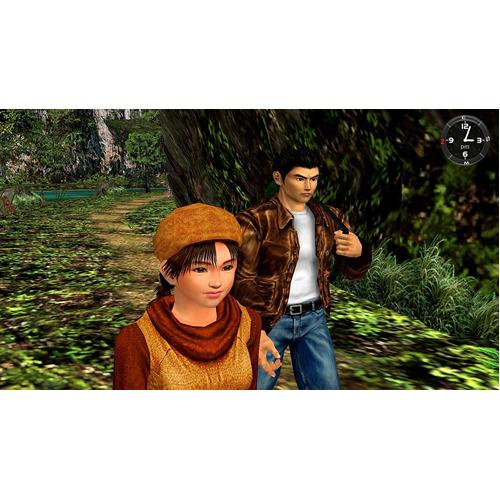 Shenmue 1 & 2 - PS4 - Gameplay Shot 2