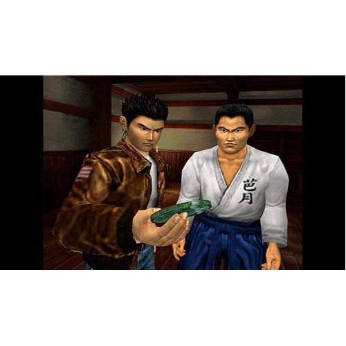 Shenmue 1 & 2 - Xbox One - Gameplay Shot 1